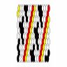 Pattern in braid designer