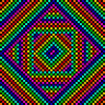 Colorful Checkered